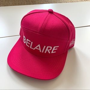 Hot Pink Belaire Hat